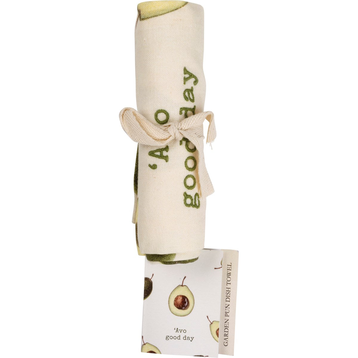 Avo Good Day Tea Towel