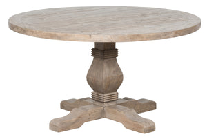 "55"" Conner Round Dining Table"