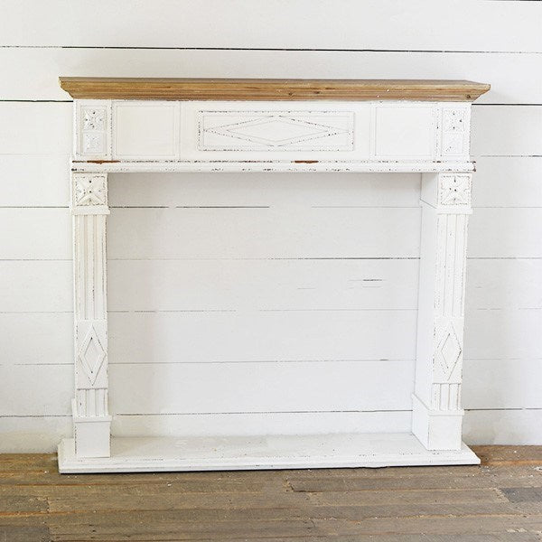 French Country Mantle