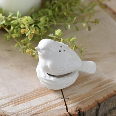Bird Nest Salt and Pepper Shaker Set