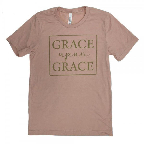 Grace Upon Grace Graphic Tee