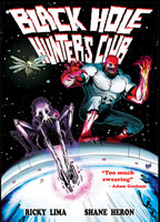 Black Hole Hunters Club Vol. 1