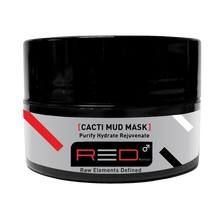Load image into Gallery viewer, Red Method - Cacti Mud Mask for Men