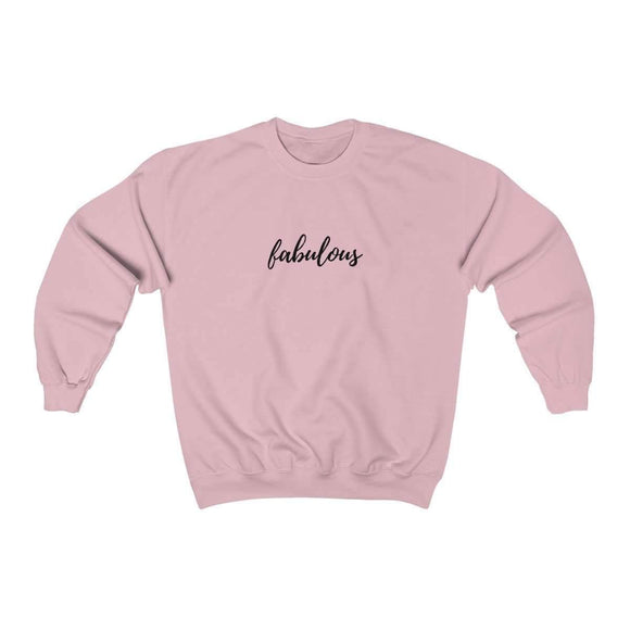 fabulous v2 sweatshirt - pet fetchers shop
