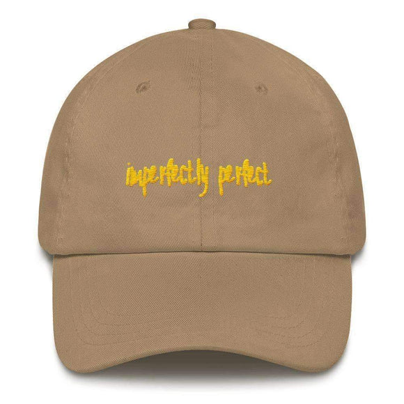 imperfectly perfect dad hat - pet fetchers shop