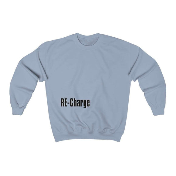 RE-Charge sweatshirt - pet fetchers shop
