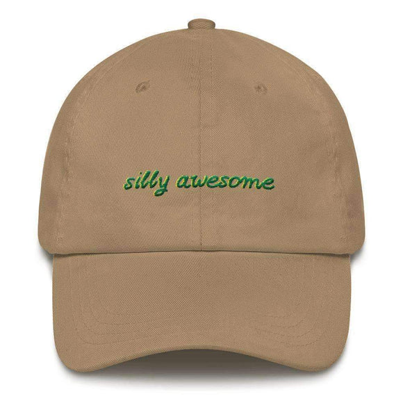 silly awesome dad hat - pet fetchers shop