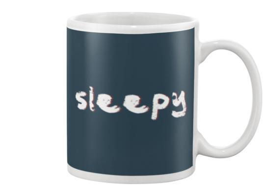 sleepy mug - pet fetchers shop