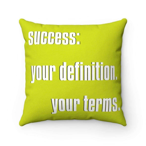 success pillow - pet fetchers shop
