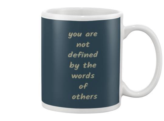 you are not defined mug - pet fetchers shop