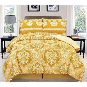 Couture Home Collection Vibrant Luxurious Damask - HeirOasis Emporium
