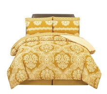 Load image into Gallery viewer, Couture Home Collection Vibrant Luxurious Damask - HeirOasis Emporium