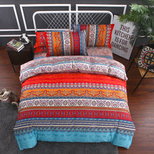 Load image into Gallery viewer, Bohemian Duvet Bedding - HeirOasis Emporium