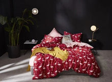 Load image into Gallery viewer, Luxury Egyptian Cotton Bedding Set - HeirOasis Emporium