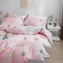 Load image into Gallery viewer, Svetanya Floral Cotton Comforter Covet Sets - HeirOasis Emporium