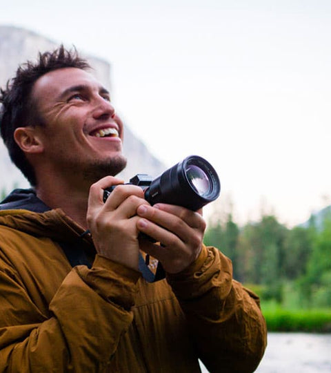 Who We Are: Chris Burkard the Photographer