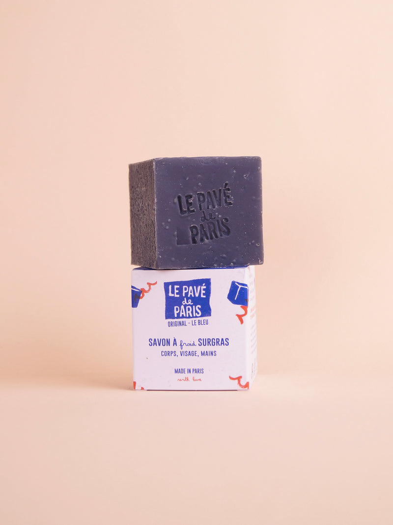 "Savon ""Pavé de Paris"" original"