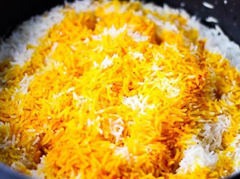 Persian Food's Love of Basmati Rice: The Five Most Popular Persian Rice Dishes