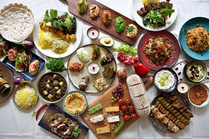 Persian Food: A Cuisine like No Other