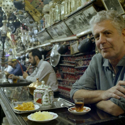 Anthony Bourdain Parts Unknown Iran