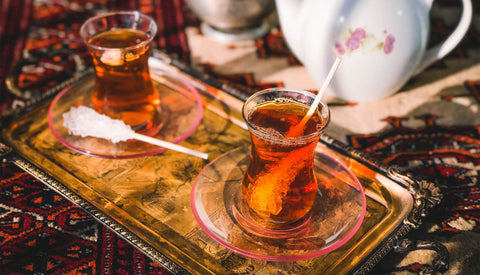 Persian Hot Tea Chaii