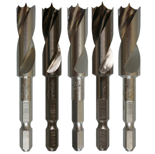 STAR-M BAMBOO DRILL EACH SIZE FROM 10~12MM