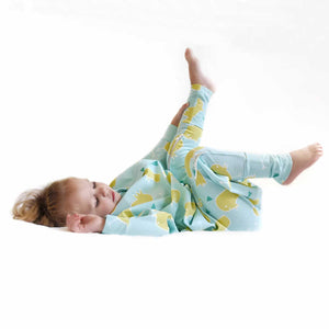 COZY TODDLER SUIT - Chickadees (All Year Round | Organic Cotton)