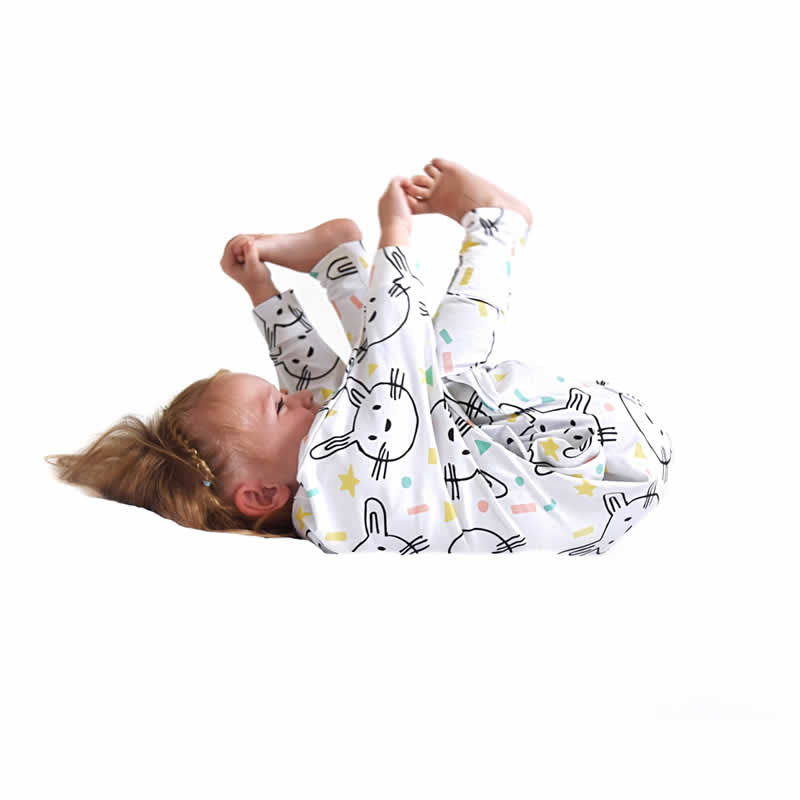 COZY TODDLER SUIT - Some Bunny Loves You (All Year Round | Organic Cotton)