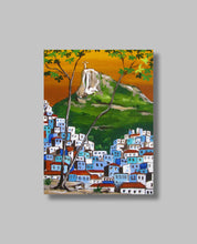 Load image into Gallery viewer, The Blue Favela 3