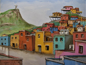 Favela Street Colors