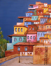 Load image into Gallery viewer, Favela Painting 5 Brazil