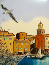 Load image into Gallery viewer, Saint-Tropez the Port