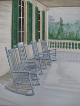 Load image into Gallery viewer, Rocking Chair at Rosedown Plantation
