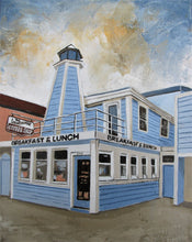 Load image into Gallery viewer, Sausalito, Breakfast before the Storm