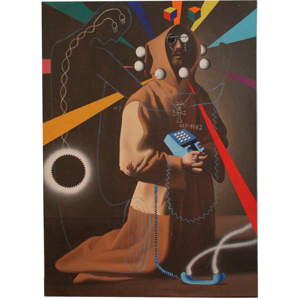 Mark Kostabi, Dial a Prayer
