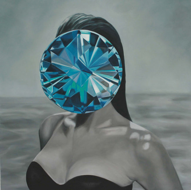 Carolina Gomez, Topaz- From the Mirror Stone Series
