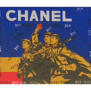 Wang Guangyi, Chanel
