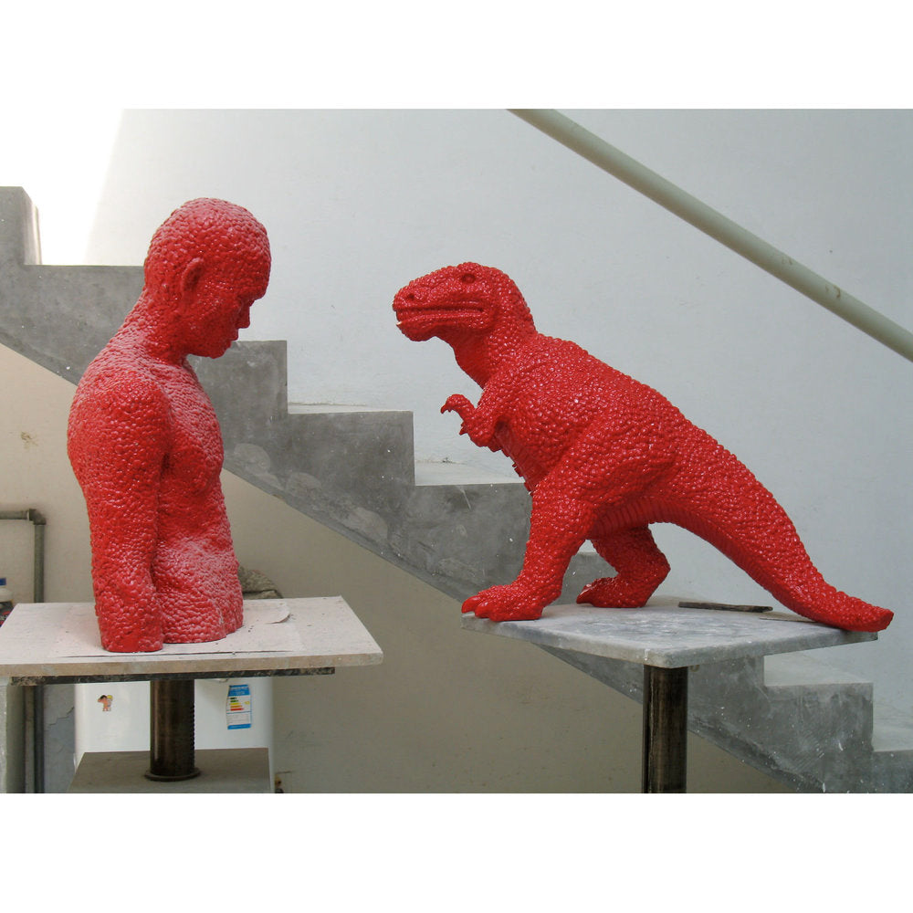 Sui Jianguo, Torso and Dinosaur