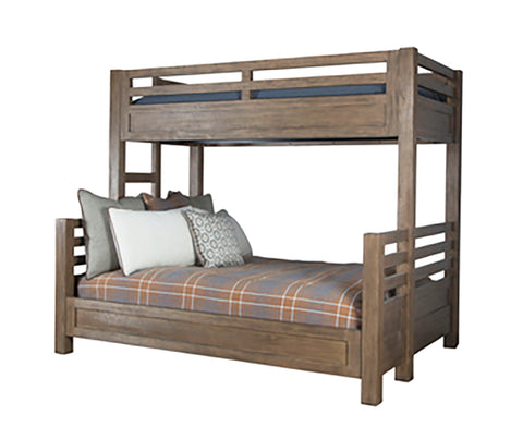 Hamilton XL Twin / Queen Bunk Bed