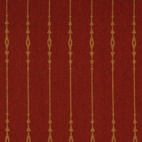 Hopi Stripe Red - Design Line Fabric