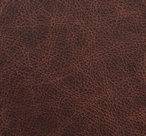 Saloon Dark Brown Leather
