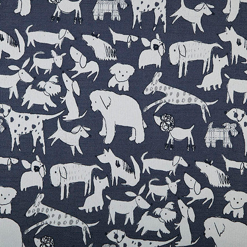 Woof Indigo - Revolution Plus Washable Performance Fabric*