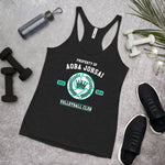 Property Of Aoba Johsai Women's Racerback Tank