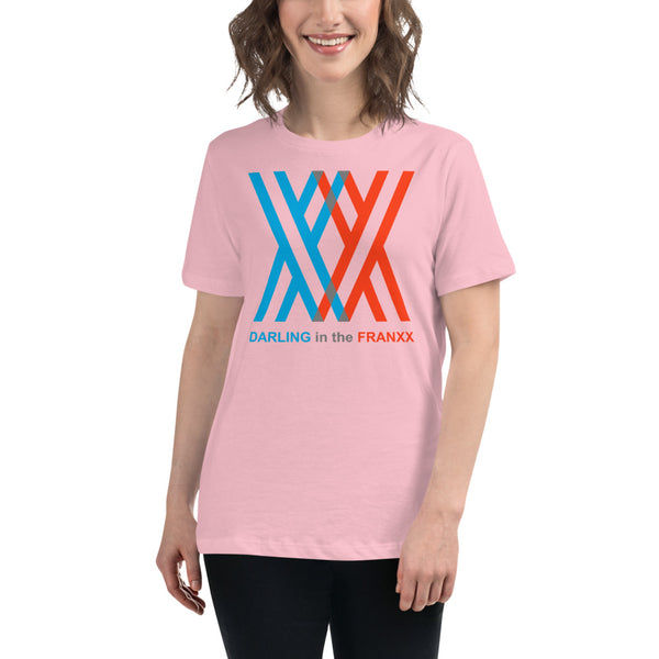 Darling in the Franxx Women's Relaxed T-Shirt - Geeks Pride