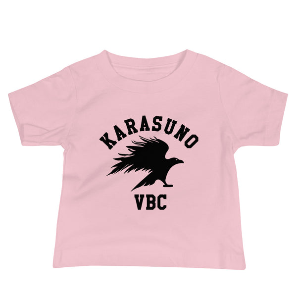 Karasuno High Volleyball Club VBC Haikyuu Baby Jersey Short Sleeve Tee - Geeks Pride