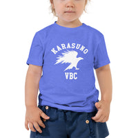 Karasuno High Volleyball Club VBC Haikyuu B Toddler Short Sleeve Tee - Geeks Pride