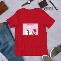 Snow White with the Red Hair Short-Sleeve Unisex T-Shirt - Geeks Pride