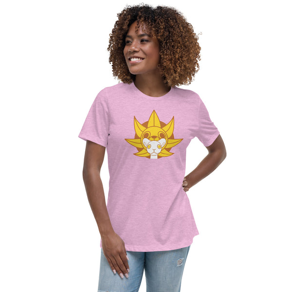 Sunny Go Women's Relaxed T-Shirt - Geeks Pride