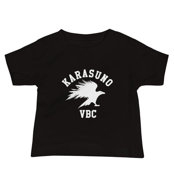 Karasuno High Volleyball Club VBC Haikyuu B Baby Jersey Short Sleeve Tee - Geeks Pride