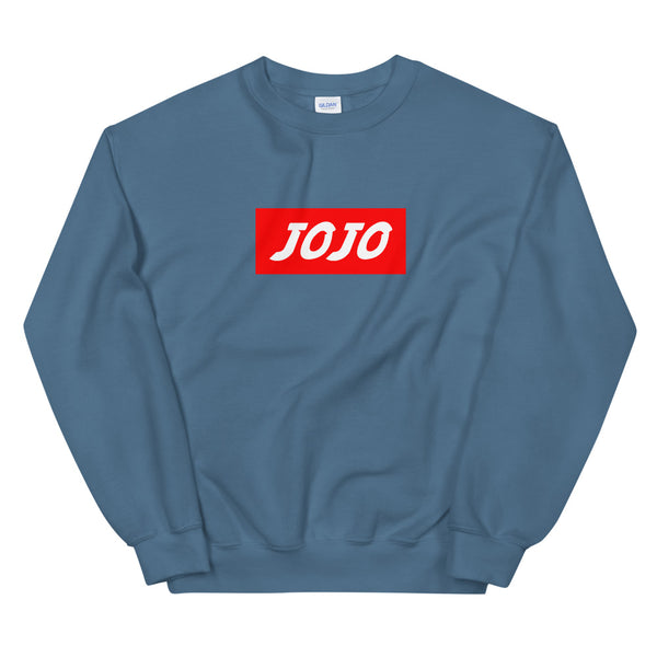 JOJO Red Box Unisex Sweatshirt - Geeks Pride